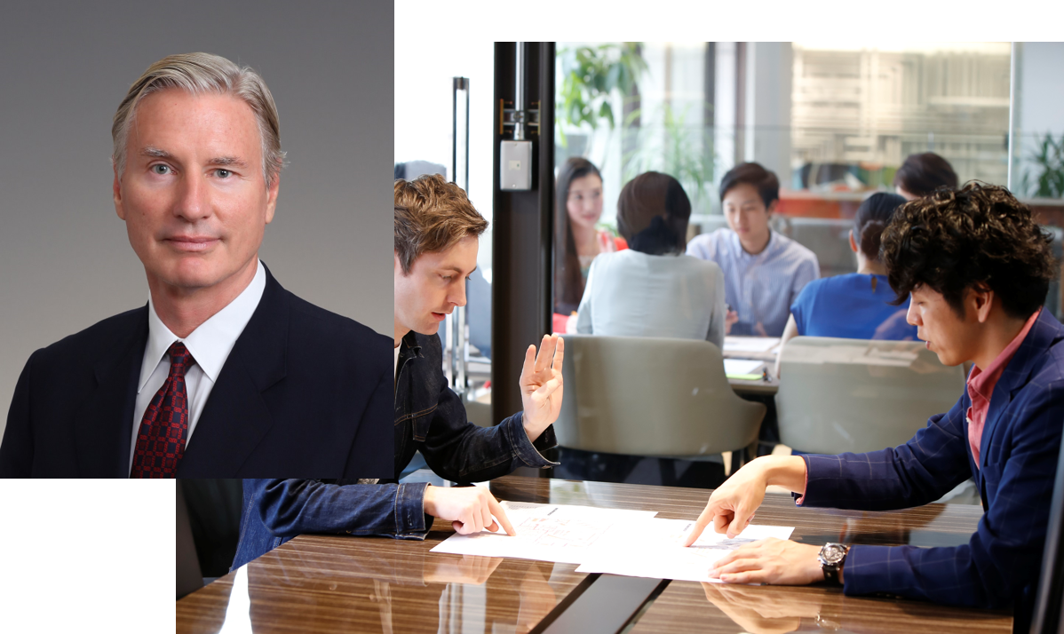 "John Alkire, Part 2: ""This is changing"" in Japanese asset management"