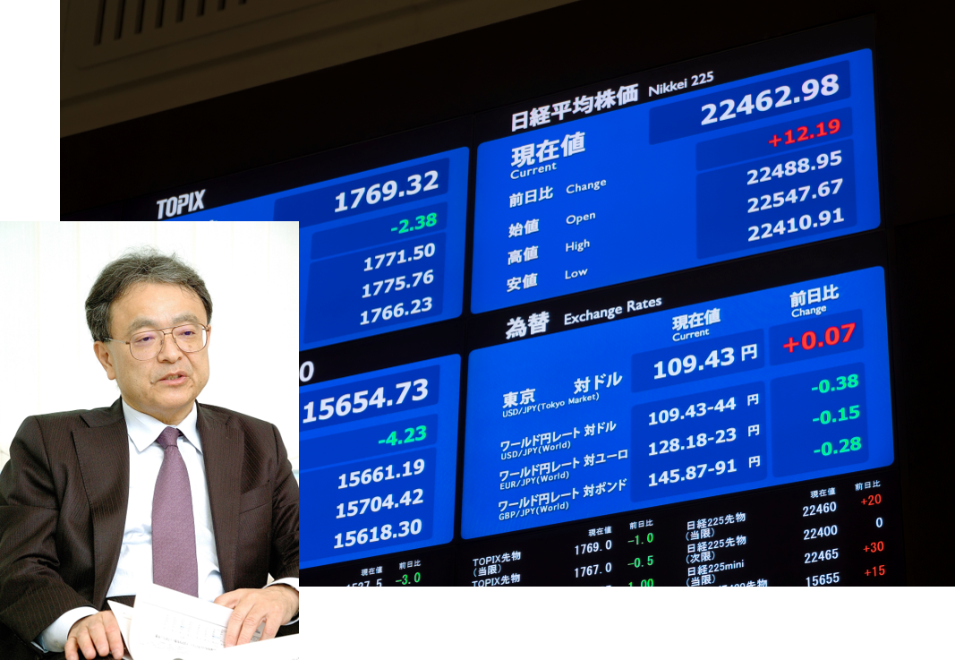 Japanese Stock Market Outlook 2019