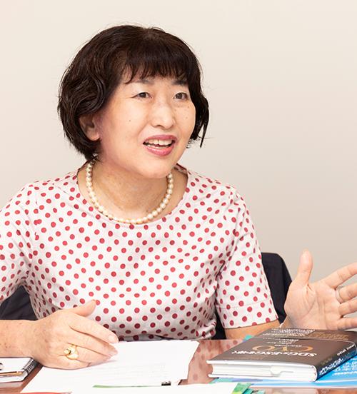 Yoshiko Shibasaka