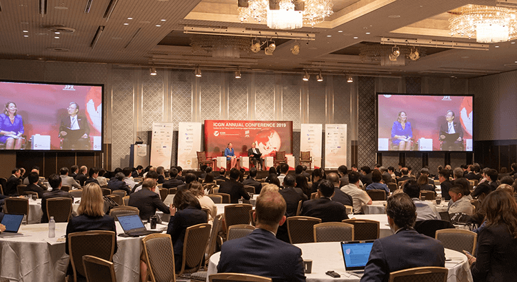 ICGN Annual Conference 2019, Tokyo: Japan Welcomes Foreign Investors