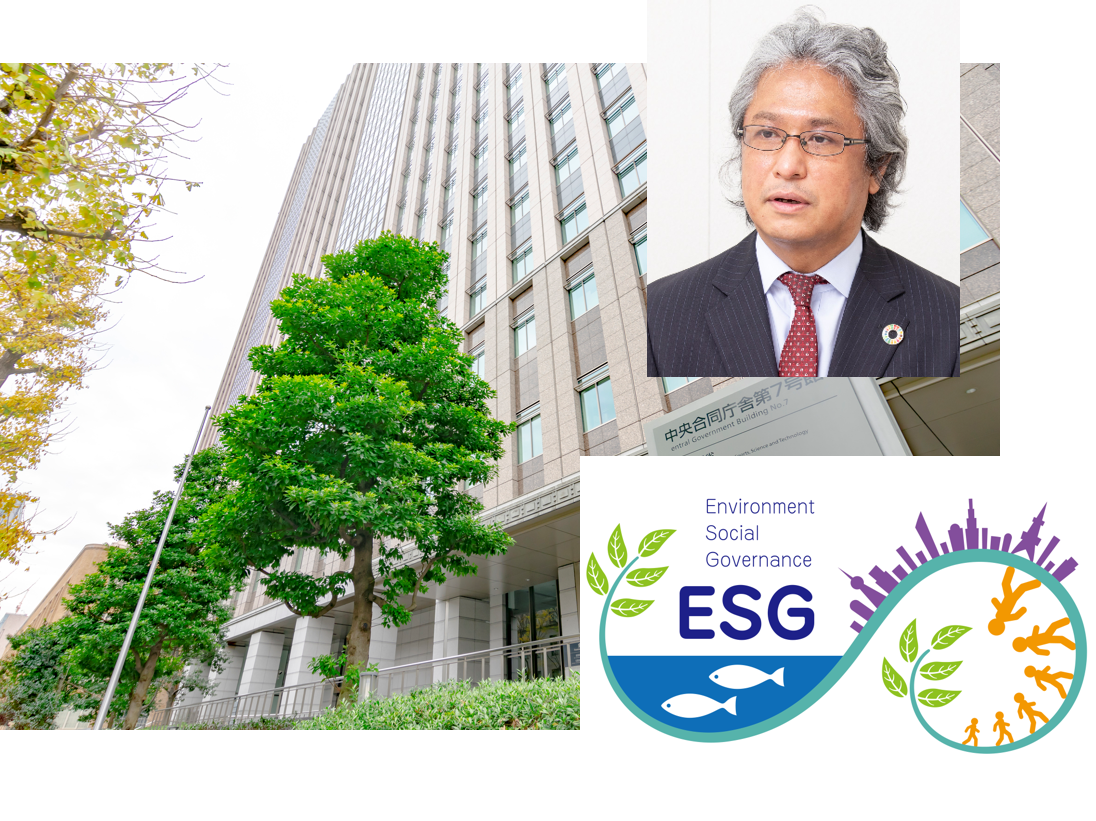 FSA's Chief Sustainable Finance Officer Explains Japanese ESG Investment